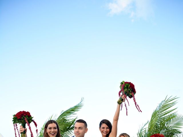 Tom and Lindsey's Wedding in Key West, Florida 14