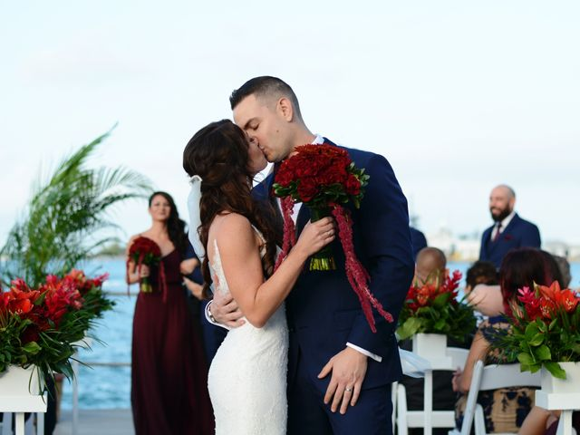 Tom and Lindsey's Wedding in Key West, Florida 19