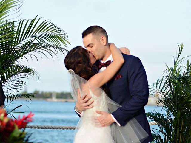 Tom and Lindsey's Wedding in Key West, Florida 21
