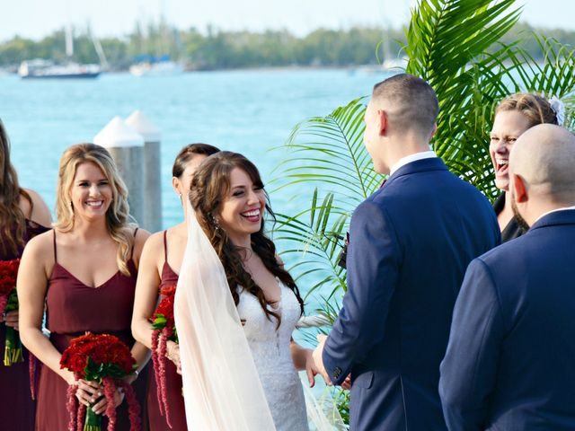 Tom and Lindsey's Wedding in Key West, Florida 18
