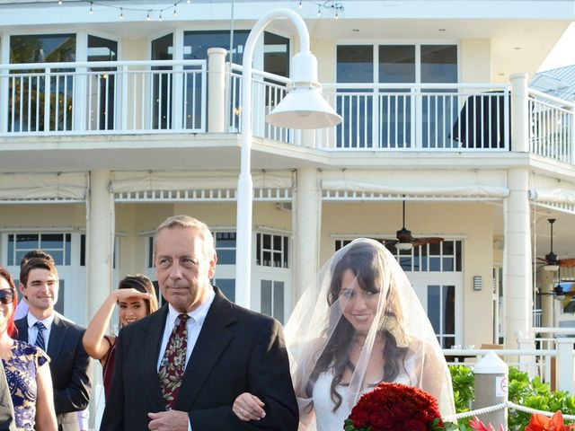 Tom and Lindsey's Wedding in Key West, Florida 16