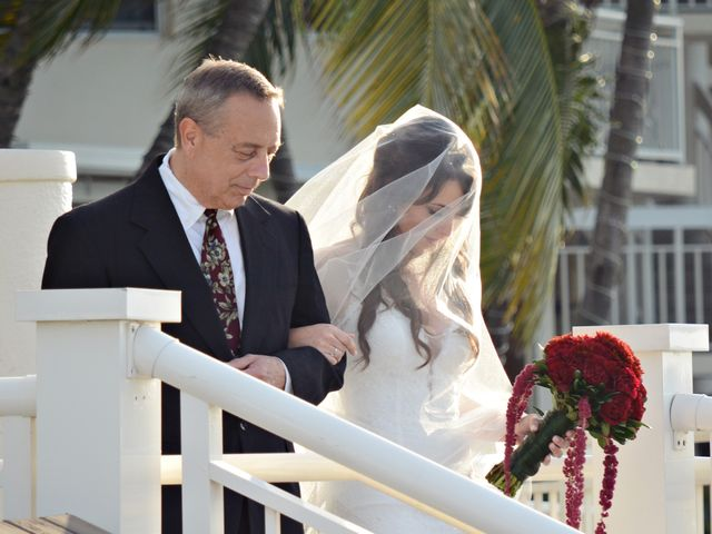 Tom and Lindsey's Wedding in Key West, Florida 15