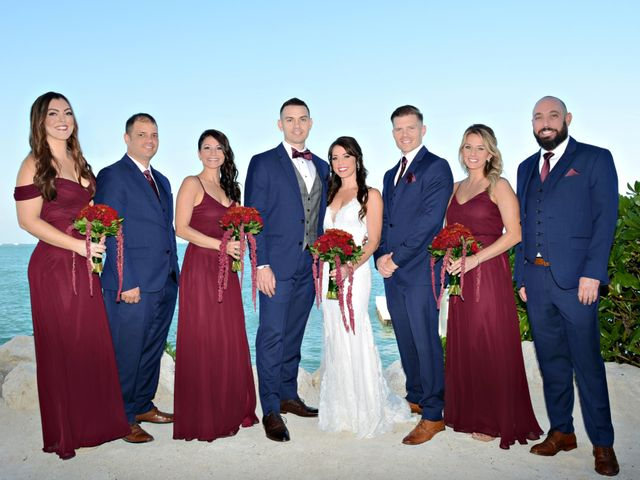 Tom and Lindsey's Wedding in Key West, Florida 24
