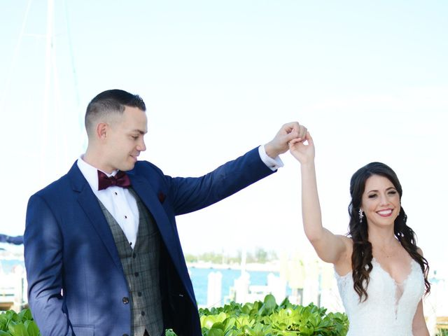 Tom and Lindsey's Wedding in Key West, Florida 7