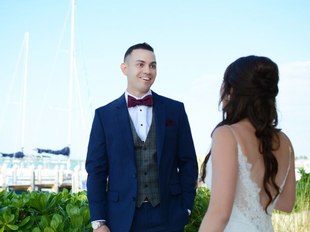 Tom and Lindsey's Wedding in Key West, Florida 5