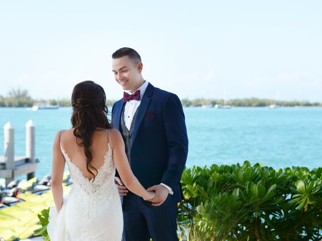 Tom and Lindsey's Wedding in Key West, Florida 10