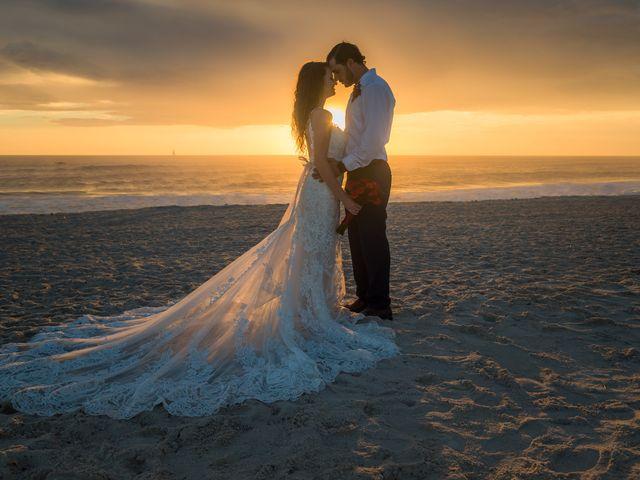 The wedding of Tessa and Nick