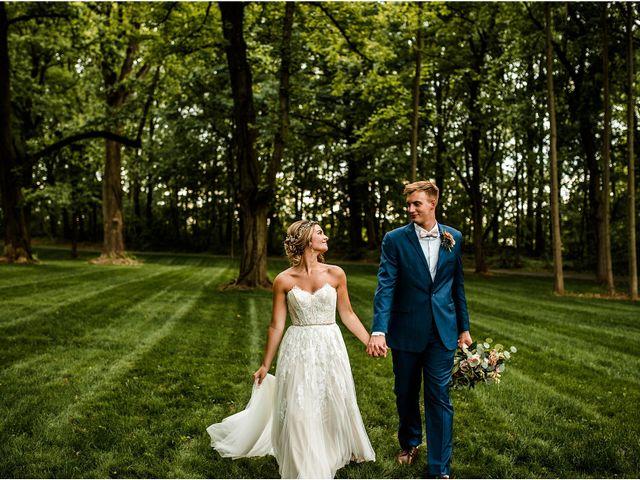 The wedding of Malia and Ben