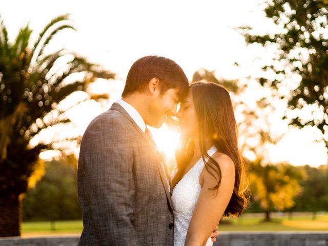 Trey and Hannah's Wedding in Saint Johns, Florida 11