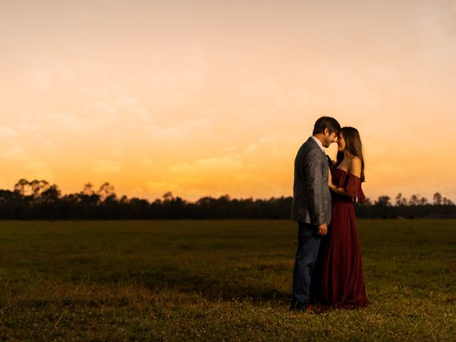 Trey and Hannah's Wedding in Saint Johns, Florida 15