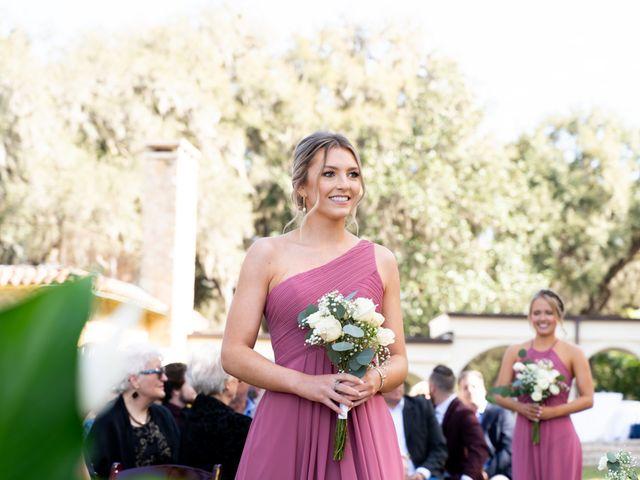 Trey and Hannah's Wedding in Saint Johns, Florida 23