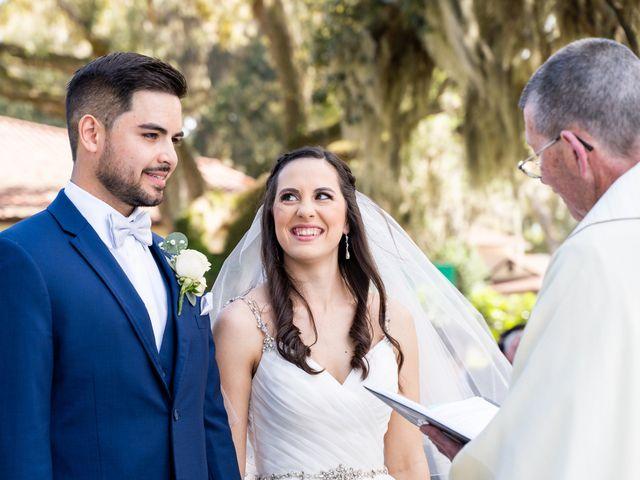 Trey and Hannah's Wedding in Saint Johns, Florida 24