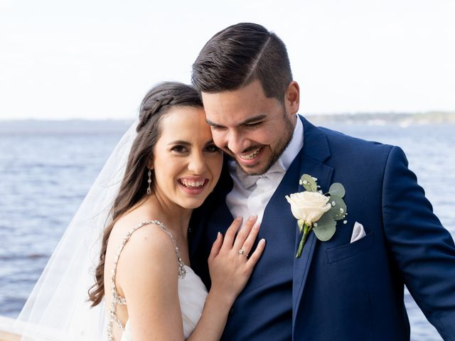 Trey and Hannah's Wedding in Saint Johns, Florida 28