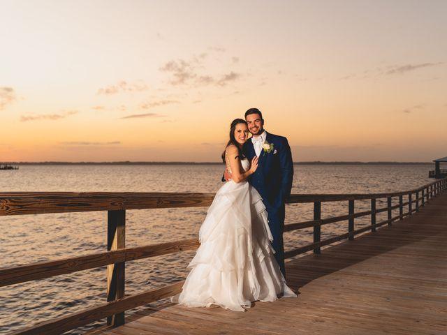 Trey and Hannah's Wedding in Saint Johns, Florida 30