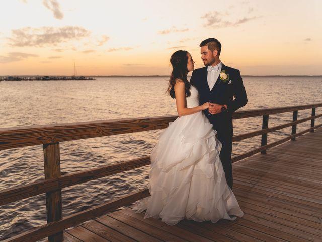 Trey and Hannah's Wedding in Saint Johns, Florida 31