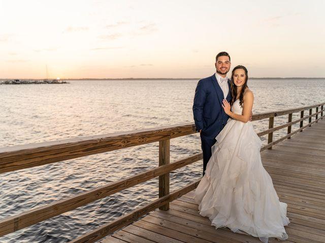 Trey and Hannah's Wedding in Saint Johns, Florida 32