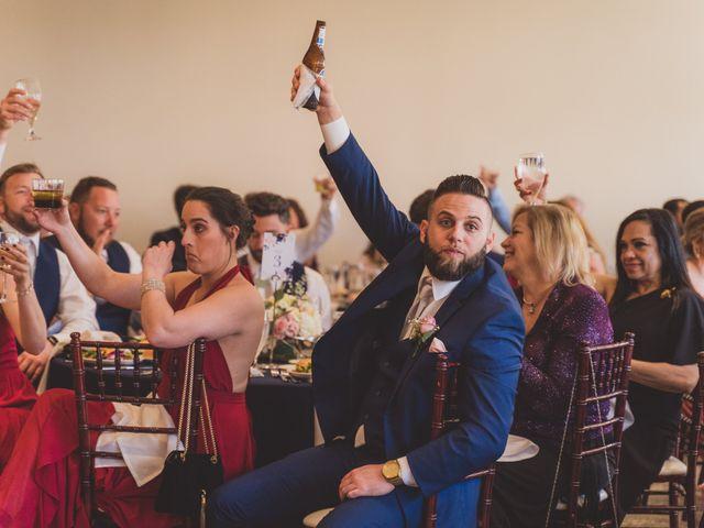 Trey and Hannah's Wedding in Saint Johns, Florida 35