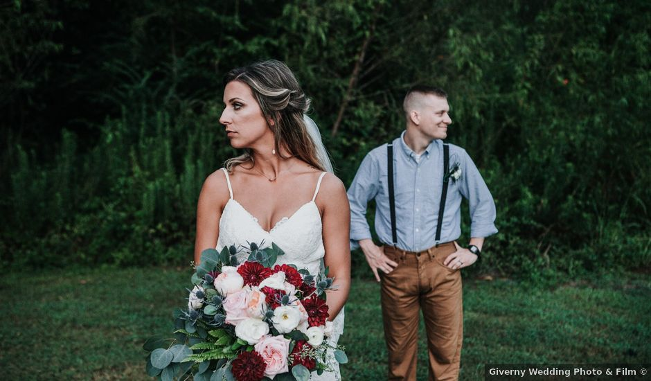 Troy and Hayley's Wedding in Conroe, Texas