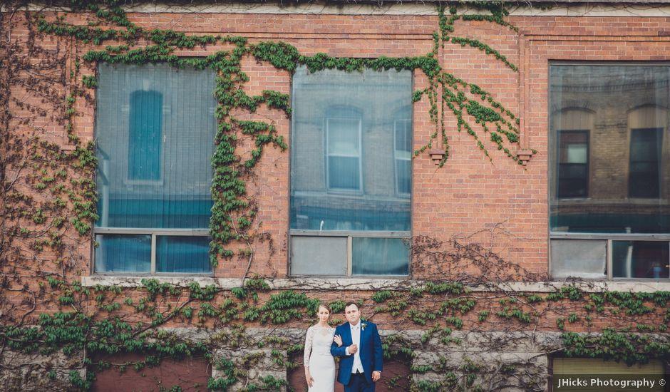 Catherine and Riley's Wedding in Oshkosh, Wisconsin