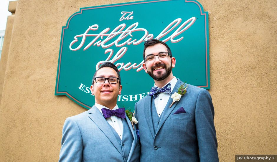Marcus and Patrick's Wedding in Tucson, Arizona