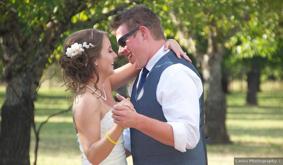 Grisolia and Mr. & Mrs's Wedding in Witter Springs, California