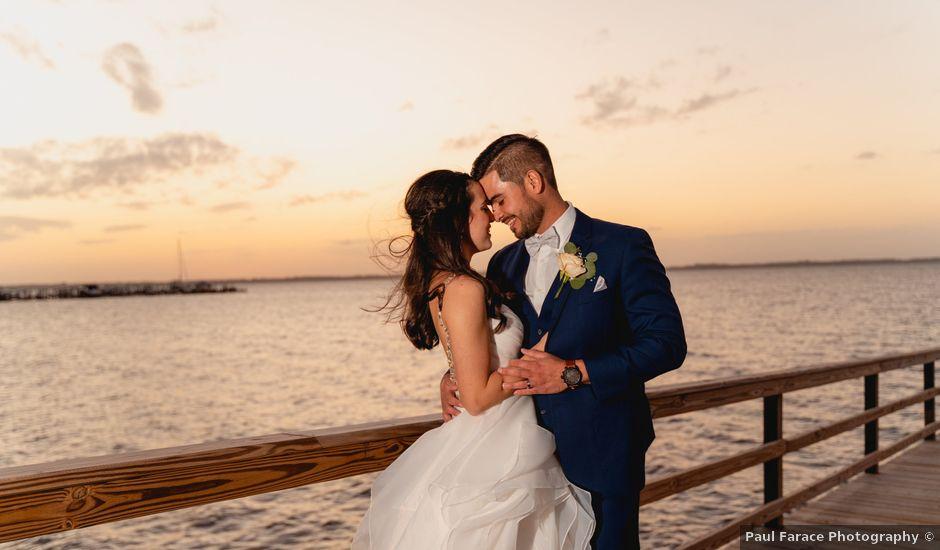 Trey and Hannah's Wedding in Saint Johns, Florida