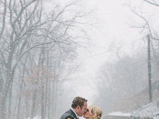Missy and Jason's Wedding in Bloomfield Hills, Michigan 13