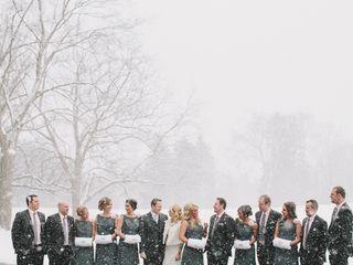 Missy and Jason's Wedding in Bloomfield Hills, Michigan 12