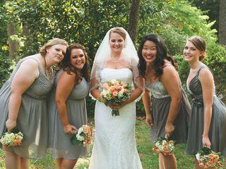 Jessica and Brett's Wedding in Greensboro, North Carolina 3