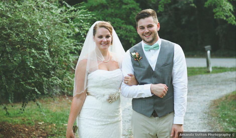 Jessica and Brett's Wedding in Greensboro, North Carolina