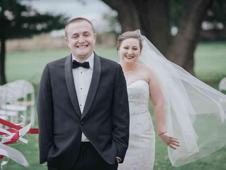 The wedding of Adam and Payton