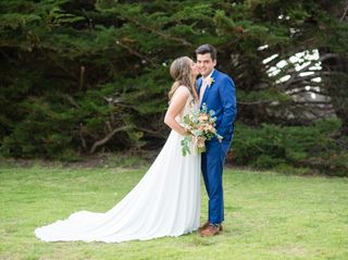 The wedding of Meagan and Jacob