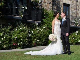The wedding of Johanna and Simon