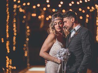 The wedding of Fallon and Scott