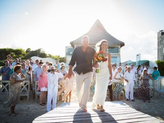 The wedding of Kourthney and Hermes 3