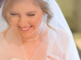 The wedding of Mason and Landry 1