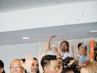 The wedding of Aylton and Jessica 1