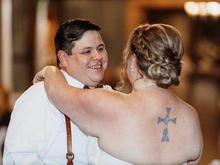 The wedding of Lauren Riggs and Greg Escalante 1