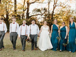 The wedding of Lauren Riggs and Greg Escalante 2