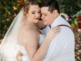 The wedding of Lauren Riggs and Greg Escalante