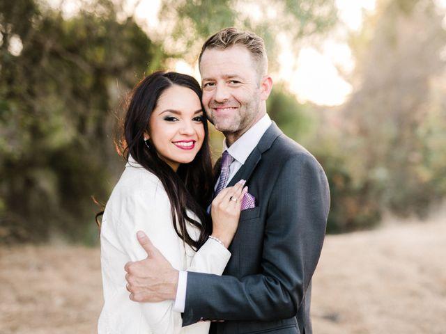 The wedding of Nicole and Nathan