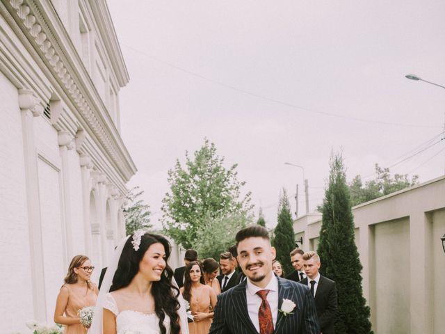 Paul and Bianca's Wedding in Detroit, Michigan 3