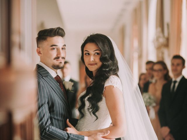 Paul and Bianca's Wedding in Detroit, Michigan 6