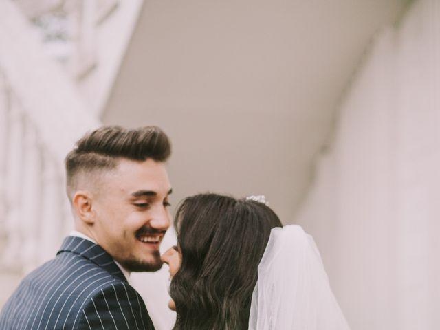 Paul and Bianca's Wedding in Detroit, Michigan 9