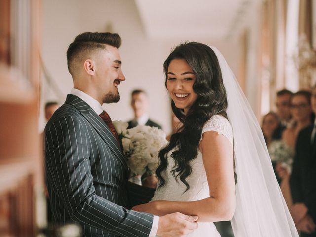 Paul and Bianca's Wedding in Detroit, Michigan 14