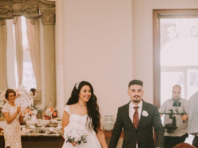 Paul and Bianca's Wedding in Detroit, Michigan 18