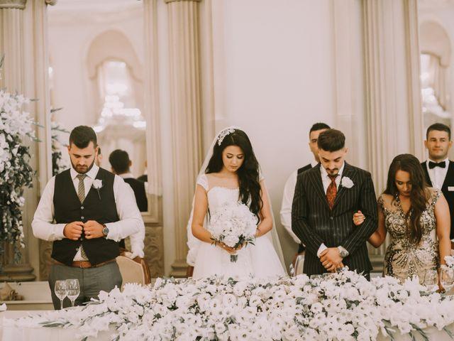 Paul and Bianca's Wedding in Detroit, Michigan 19