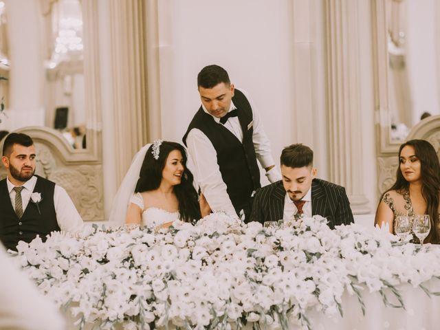 Paul and Bianca's Wedding in Detroit, Michigan 20