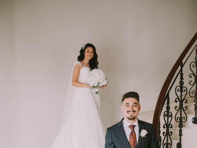 Paul and Bianca's Wedding in Detroit, Michigan 38