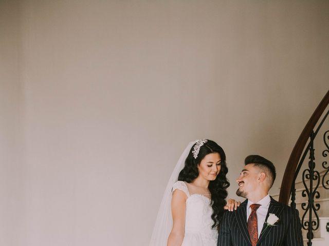Paul and Bianca's Wedding in Detroit, Michigan 39